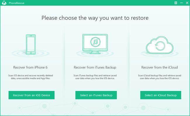 os 9 melhores software livres de recuperacao de dados de iphone para mac e windows