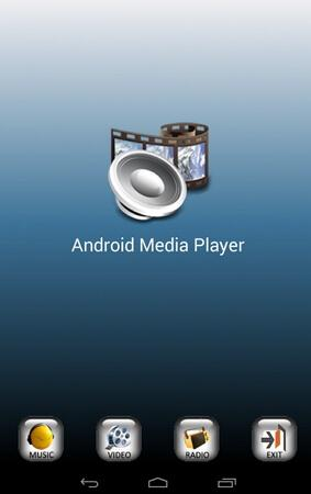 android media player