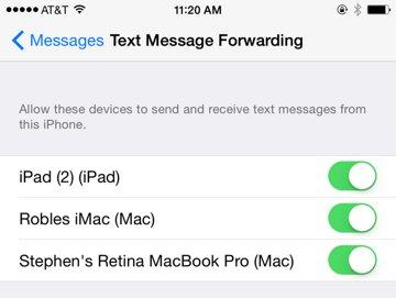 como enviar e receber imessage sms de seu computador