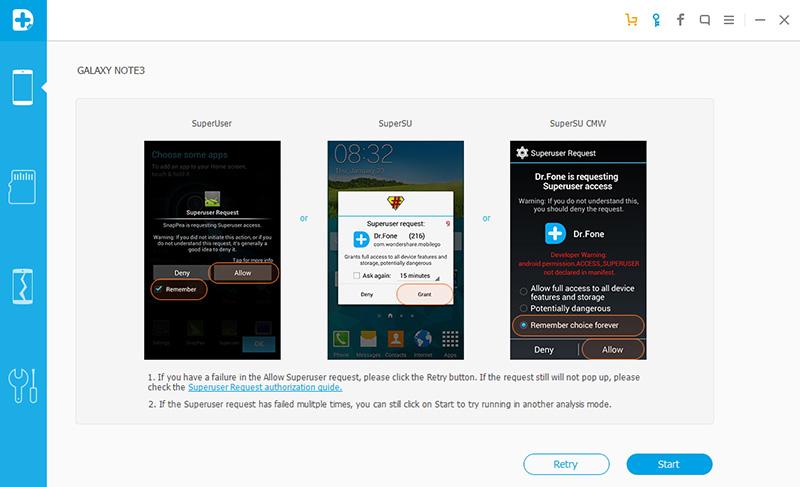 como recuperar mensagens excluidas do android