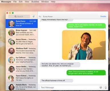 como encaminhar mensagem de texto no iphone e android