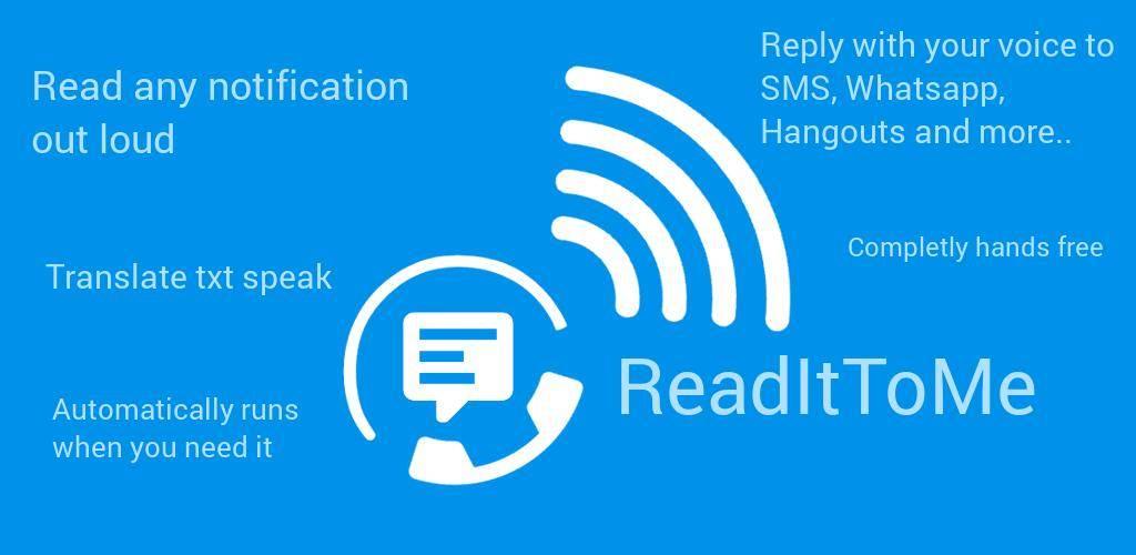 os 5 melhores apps para ajudar voce a ler mensagens de texto sem as maos