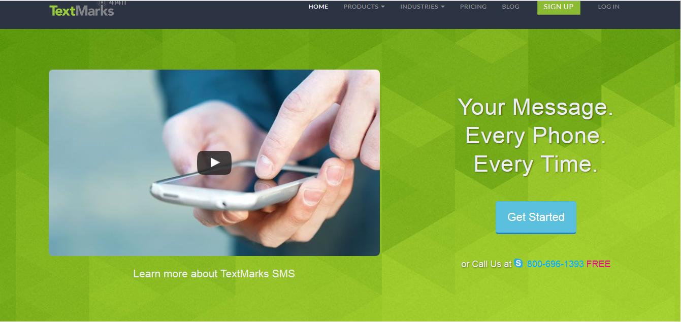 os 10 melhores serviços de mensagem de texto em massa do mercado
