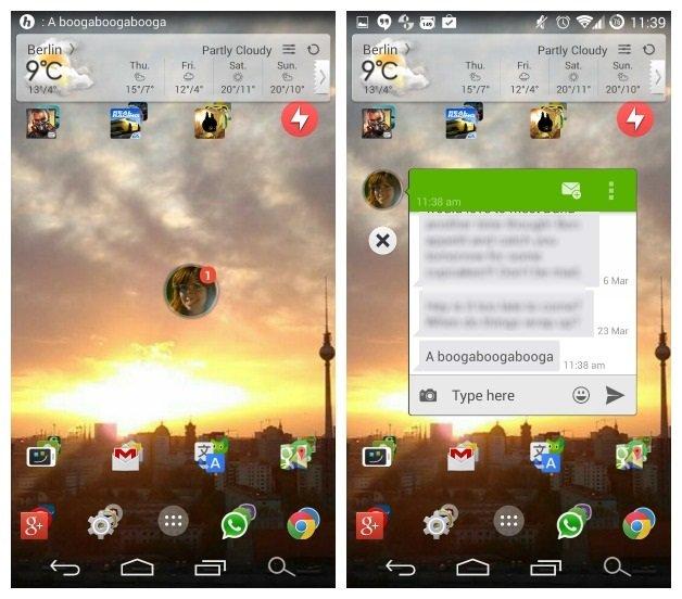 os 13 melhores aplicativos de mensagem de texto para dispositivos android