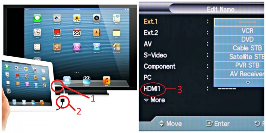 mirror iphone without apple tv