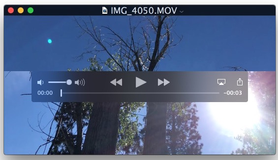 airplay video from quicktime