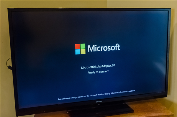 set up miracast to stream screen