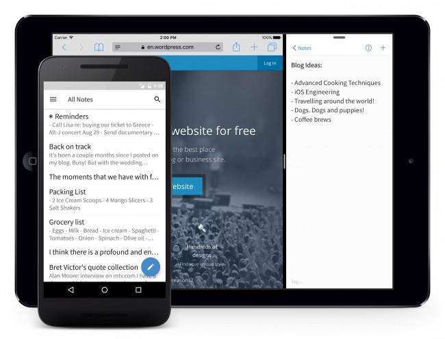 os 12 melhores aplicativos android para tomar nota de 2017