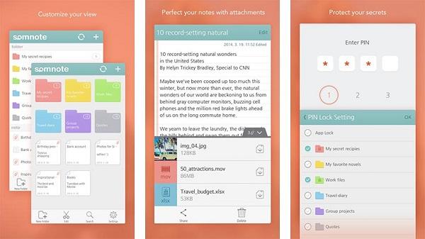 as 10 melhores aplicacoes para o android de anotacoes de 2016
