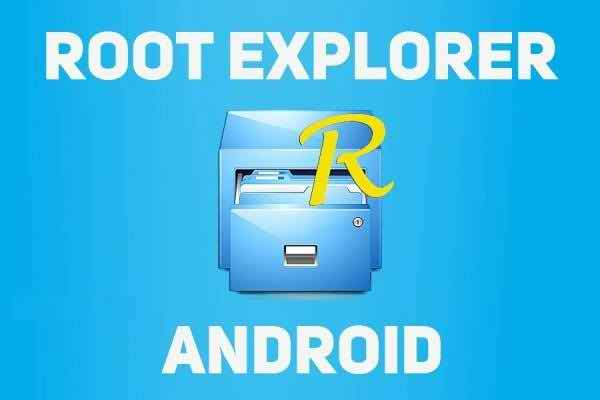 como usar o root explorer