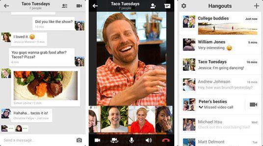 top 4 de aplicativos gratuitos de chamadas em video para smartphones samsung