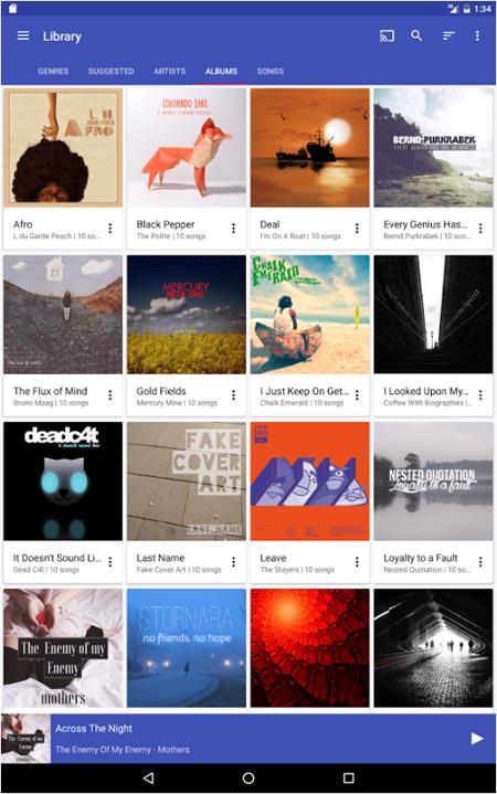 top 10 de leitores de musica para o samsung