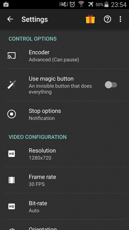 os 5 melhores gravadores de tela para android