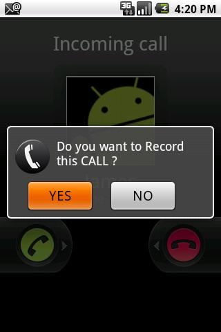 como encontrar a melhor gravador de chamadas para o android