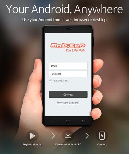 gravador de vídeo android