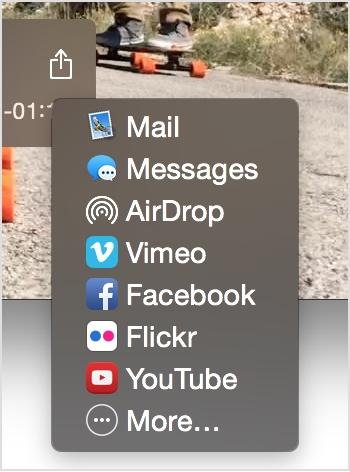 gravar a tela do iPhone no Mac