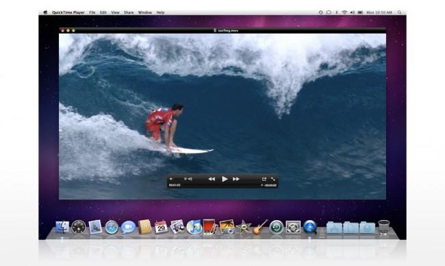 gravar tela no Mac