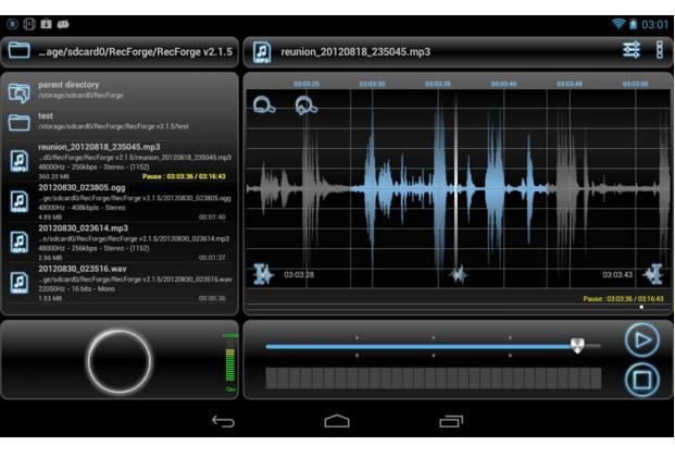 Audio Recorde