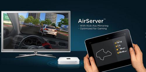 gravador de tela grátis - AirServer