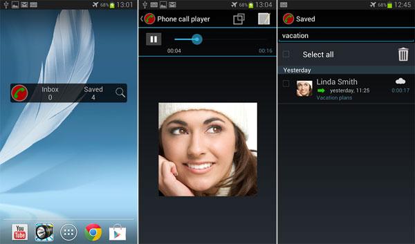 gravador de chamadas automático para android