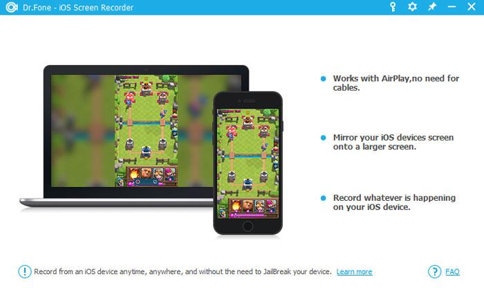 gravador de tela grátis - Gravador de Tela iOS