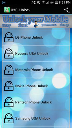 Os Melhores Desbloqueadores de IMEI para iPhone e Android