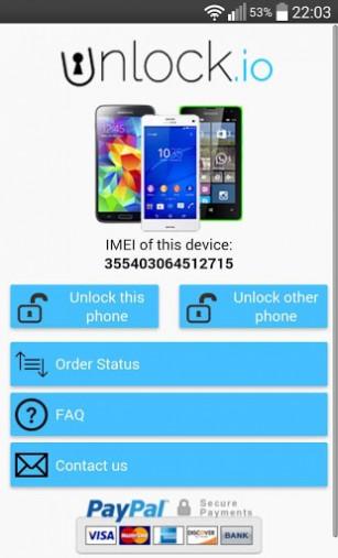 top 5 desbloqueadores de imei para celulares android
