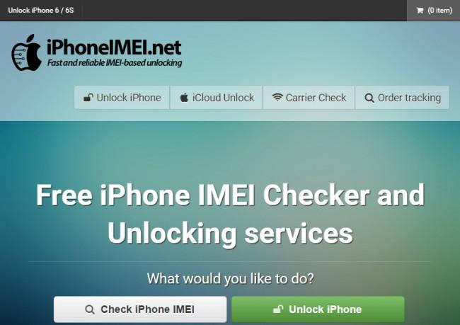 top 5 desbloqueadores de imei para iphone
