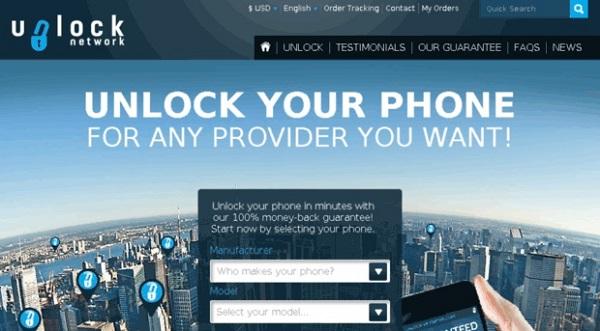 unlock network