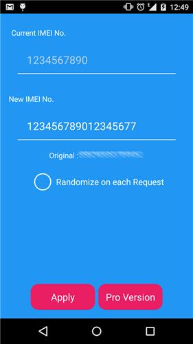 top 3 aplicativos para alterar o imei do android
