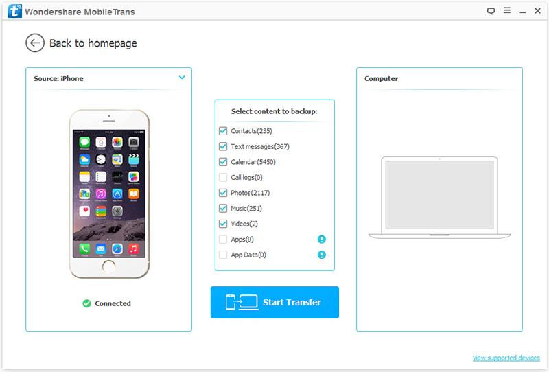 como transferir dados de dispositivos ios para telefones zte