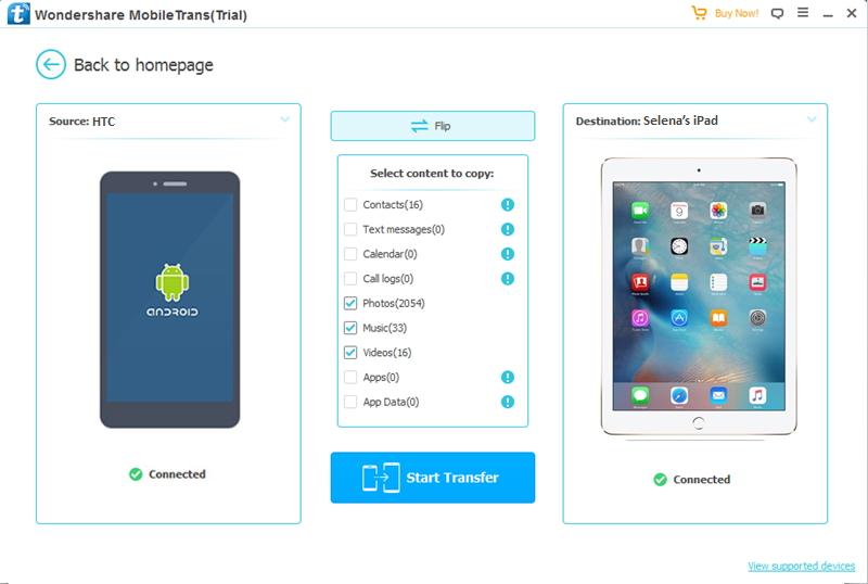 Como Transferir Músicas Vídeos Fotos e Contatos Entre HTC e iPad