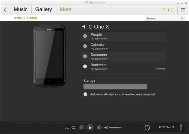 Como Transferir Dados do HTC para BlackBerry