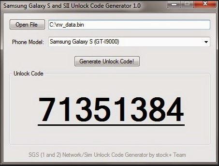 desbloquear samsung galaxy s2 com codigos de desbloqueio gratis