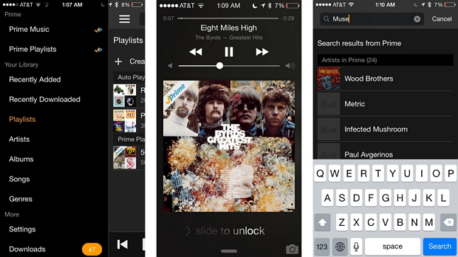 Cloud Synchronisieren von iPhone-Musik ohne iTunes - Amazon Cloud Player