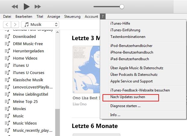 beginnt, den iTunes-Fehler 4013 zu beheben