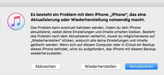 iPhone ohne Apple ID zurücksetzen