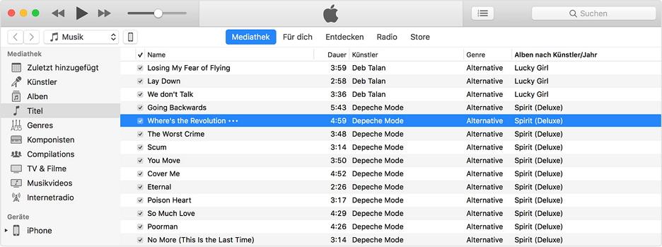 Fünf Methoden, um Songs/Musik von iPhone auf iPhone zu übertragen