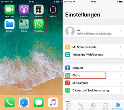 So funktioniert das automatische WhatsApp-Backup
