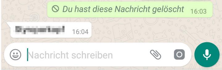 gelöschte whatsapp nachrichten wiederherstellen