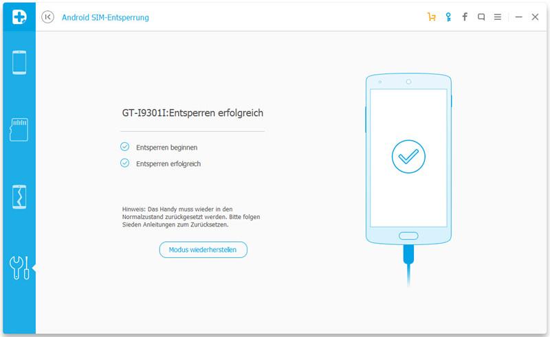 Android SIM-Entsperrung - mit der Entsperrung der SIM-Karte auf Ihrem Telefon beginnen