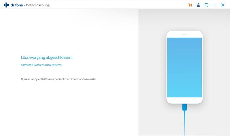 ein iPhone vollständig formatieren