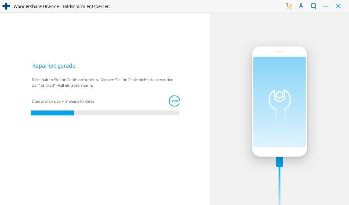 iPhone-Einschränkungscode entfernen