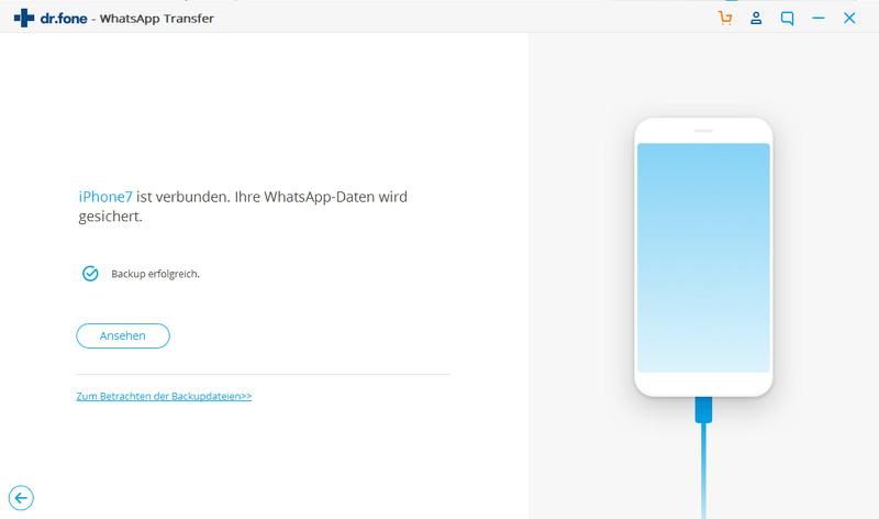 Whatsapp Backup auf dem PC lesen? (Handy, crypt8 )