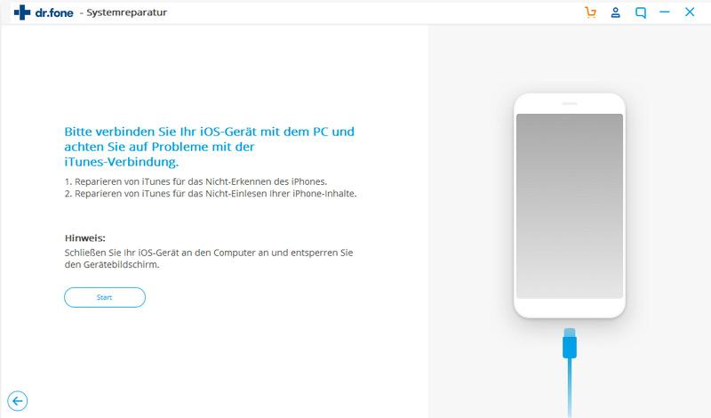 """Beheben Sie """"Gerät hängt sich am Apple-Logo auf""""."""