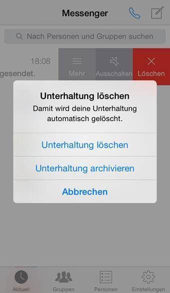 iphone se alle nachrichten löschen