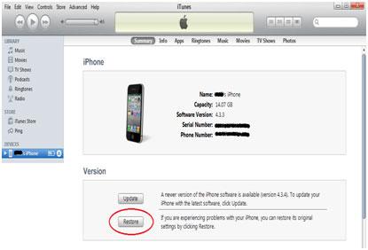 Wie man den DFU-Modus auf dem iPhone beendet