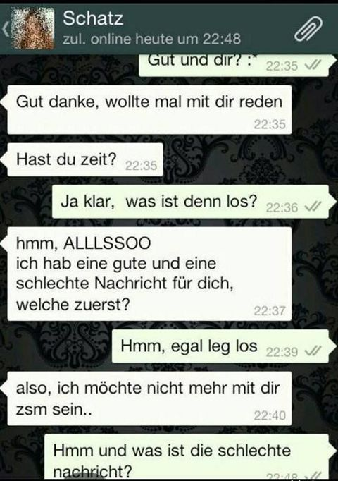 Superieur Lustige WhatsApp Chats ...