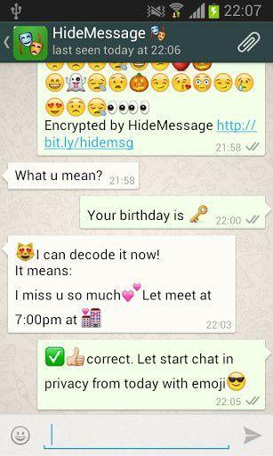 lustige WhatsApp Chats