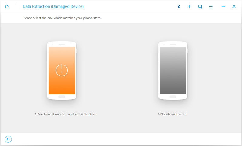 recover text messages from broken samsung